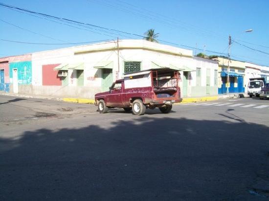 Guiria, Venezuela: Common Public Transportation