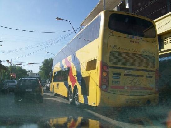 Guiria, เวเนซุเอลา: Bus takes 12 hours to Caracas
