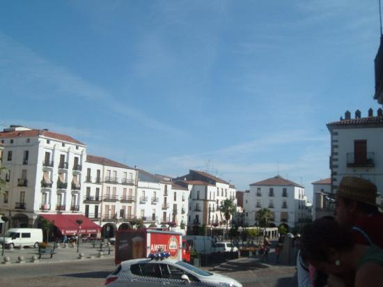 Old Town of Cáceres: Plaza Mayor (Caceres)