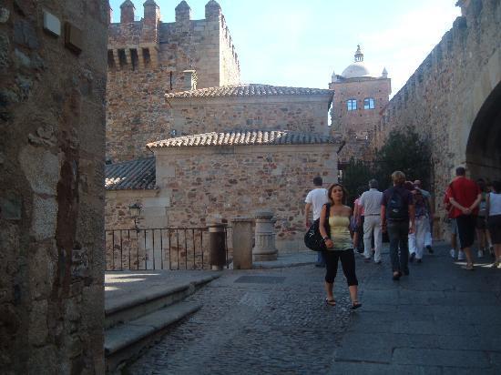 Old Town of Cáceres: Torre de Bujaco (Caceres)