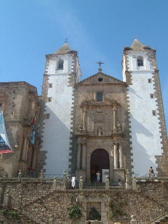 Old Town of Cáceres: Iglesia de San Francisco (Caceres)