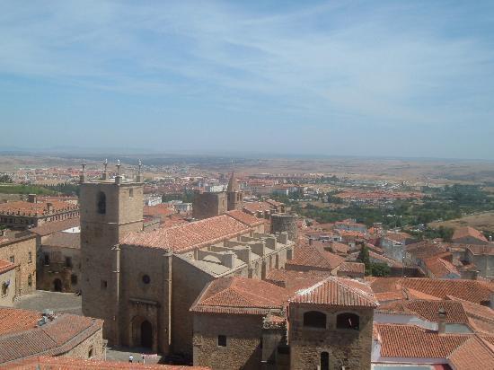 Old Town of Cáceres: Desde el campanario San Francisco (Caceres)