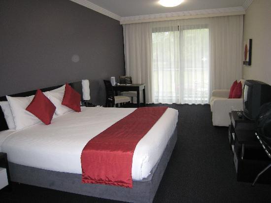 The Sebel Harbourside Kiama: Bedroom