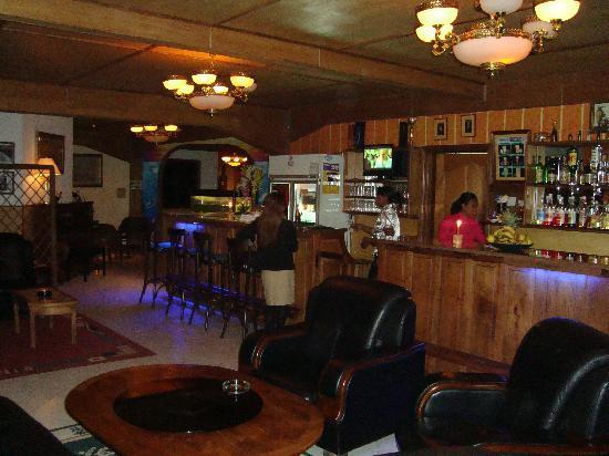 Sunny Garden Hotel: cool lounge