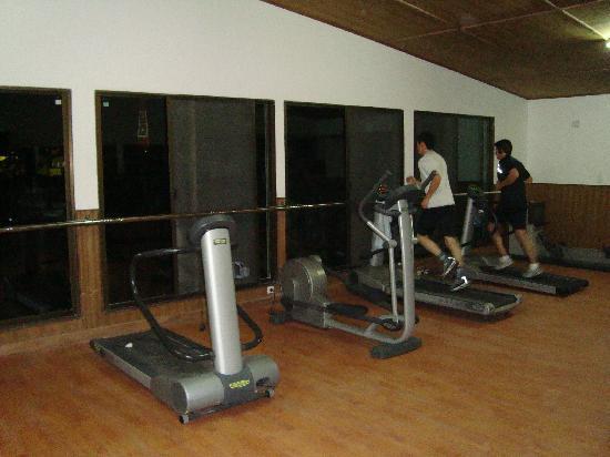 Sunny Garden Hotel: nice gym