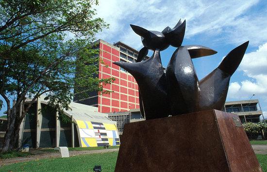 Cité universitaire de Caracas : la materinidad