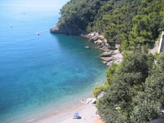 Locanda Miranda: view 100 metres from hotel