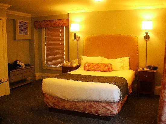 โรงแรมแฮนด์เลย์ ยูเนี่ยนสแควร์: Great room!