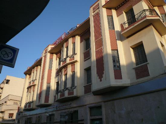 Hotel Majestic: vue extérieure