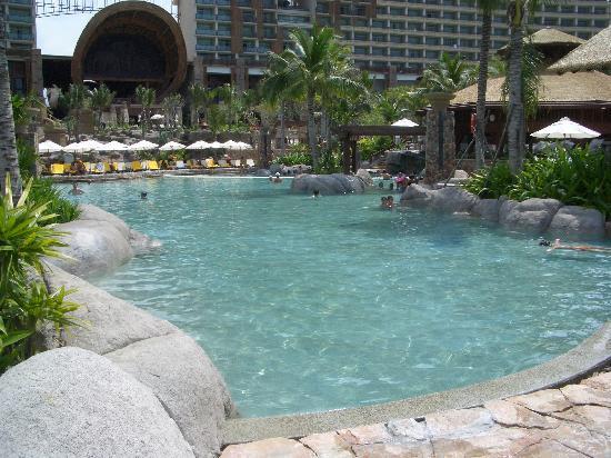 Centara Grand Mirage Beach Resort Pattaya: nice