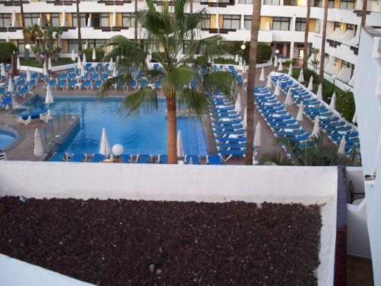 Iberostar Las Dalias : piscina no grande