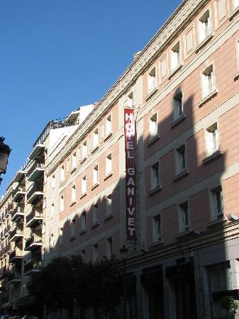 Hotel Ganivet Madrid Spain Picture Of Ganivet Hotel