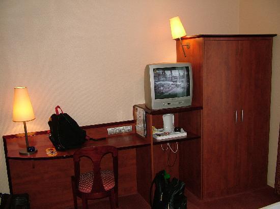 Royal Hotel Caen Centre : stanza 3
