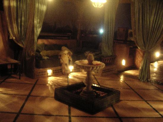 Les Jardins de la Medina : una jaima en la azotea