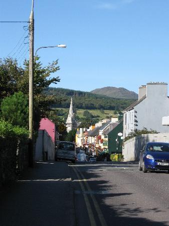 Kenmare, Irland: Toward city centre