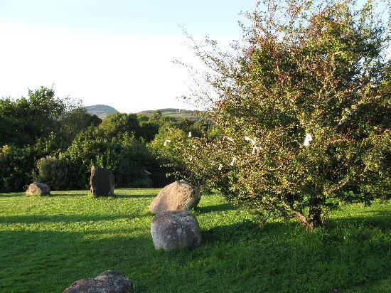 Kenmare, Irland: Druid stone circle
