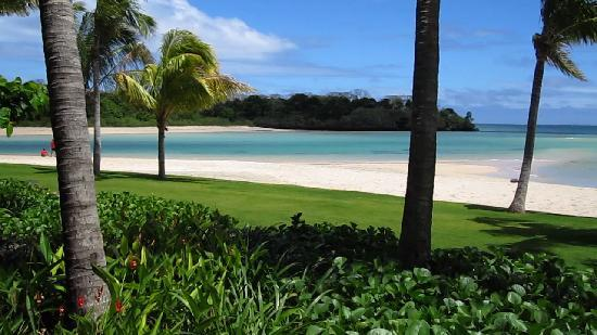 InterContinental Fiji Golf Resort & Spa: view from our room
