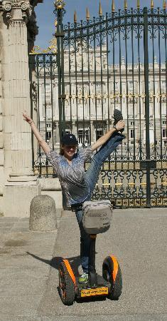 Madsegs: ballerina