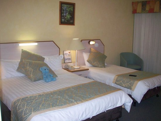 Quality Hotel Ballina Beach Resort: Room