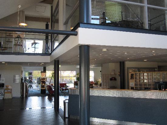 Hotel Propellen: Foyer
