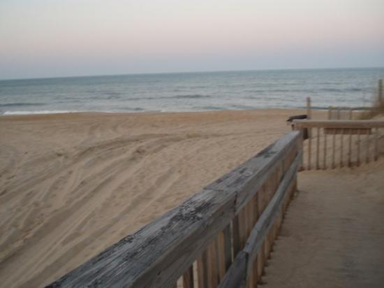 Kill Devil Hills, Carolina do Norte: the beach @ Nags Head