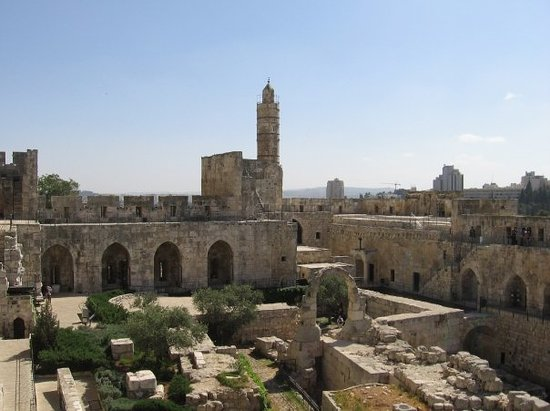 Yerusalem, Israel: Tower of David