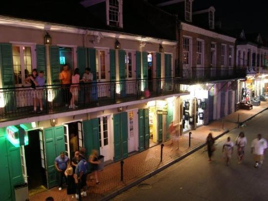 New Orleans, LA: Bourbon Street