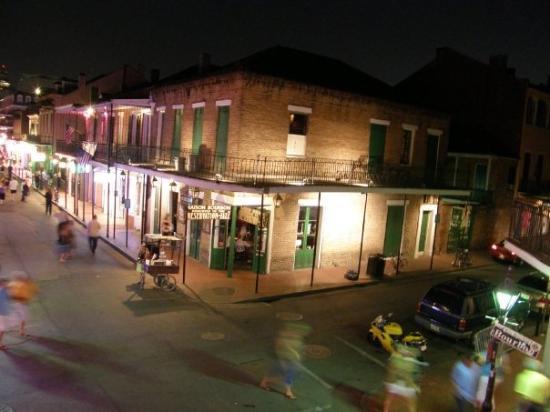 Nueva Orleans, LA: Bourbon Street