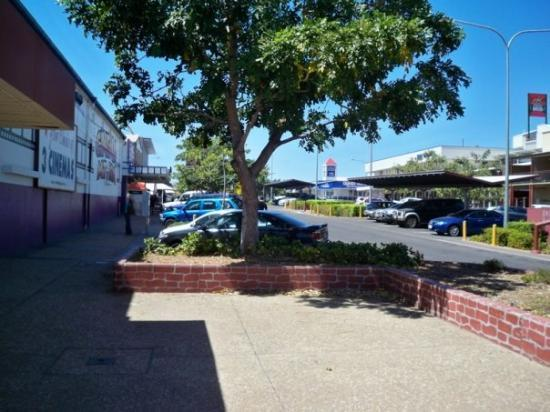 Mount Isa, Australia: Streets view of Mt Isa city center.