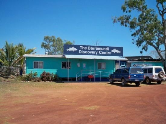 Karumba, Australia: Barramundi Discovery Centre, learn about the volunteer group restocking the rivers and lakes.