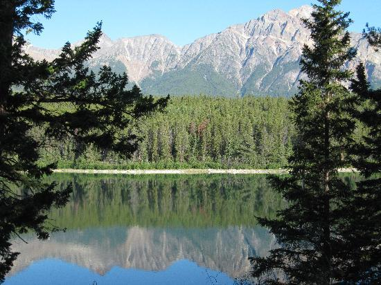 Patricia Lake Bungalows Resort: Patricia Lake
