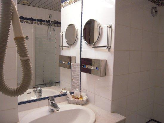 Hotel Massena : Small sink area