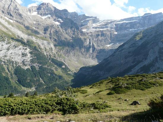 Mont Perdu : Cirque de Gavarnie