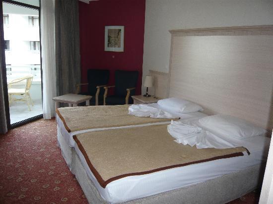 Hotel Aqua: Room