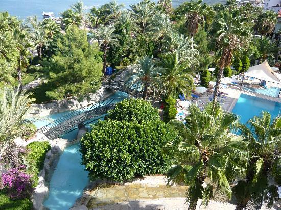 Hotel Aqua: Hotel grounds / pool