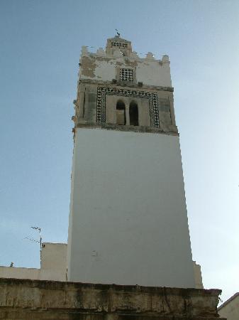 Medina of Sousse: Sousse. Minarete