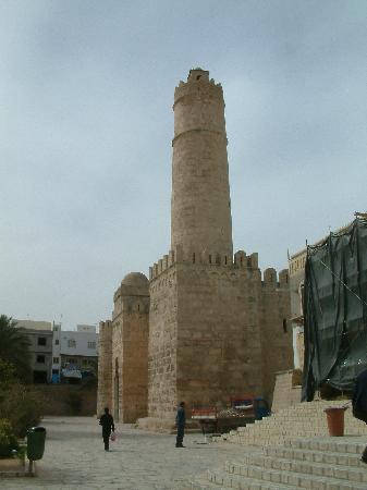 Medina of Sousse: Sousse. Ribat