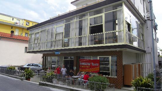 Hotel Bagnoli: Bagnoli Außenansicht