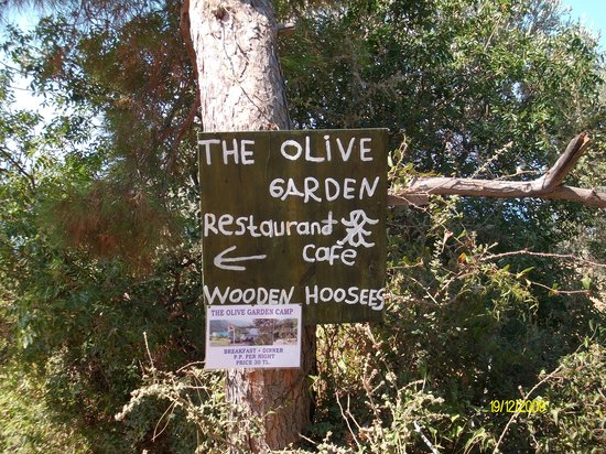 The Olive Garden