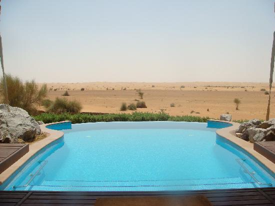 Al Maha, A Luxury Collection Desert Resort & Spa: our vista