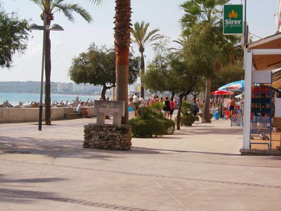 Walk way from cala bona to cala millor Picture of Levante Park