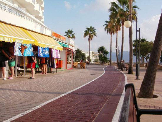 Cala Bona to cala millor promenade Picture of Levante Park Hotel