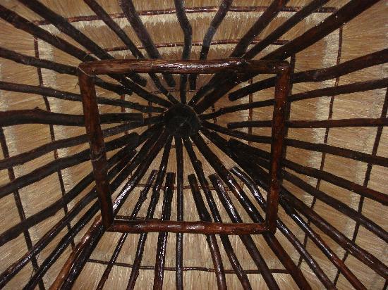Posada Margherita: tetti casette