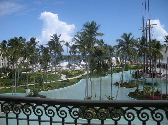 Iberostar Grand Hotel Bavaro: View from our hotel room