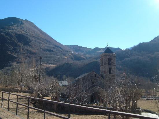 Iglesias románicas catalanas de la Vall de Boí: San Felix de Barruera , Vall de Boi
