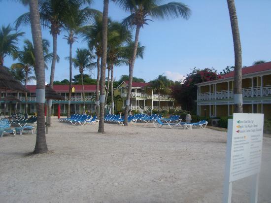 Pineapple Beach Club Antigua: Reichhaltige Liegestühle