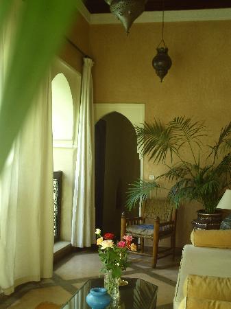 Riad Dar Dialkoum: Chambre