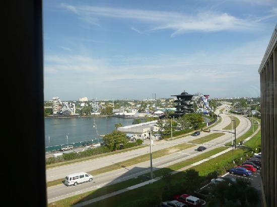 فندق بست ويستيرن أورلاندو جاتواي: View from room 706