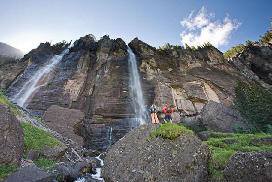 Bridal Veil Falls Colorado S Longest Free Falling