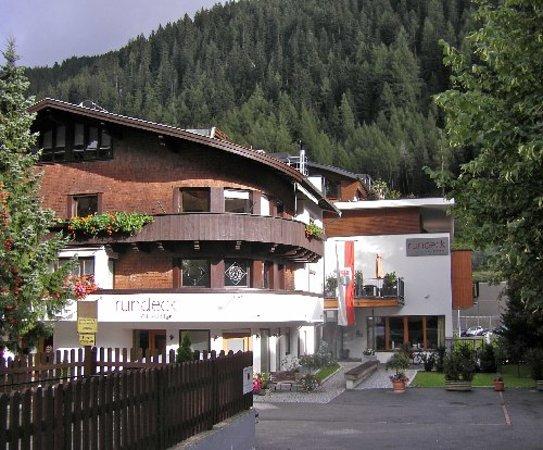 Hotel Garni Rundeck: Hotel Rundeck